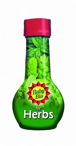 Baby Bio Babybio Herb Plant Food for all Herbs Concentrate - 175 ml